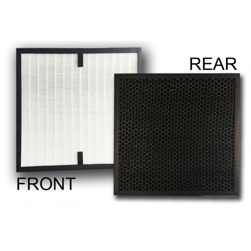 Filter AiroMaid 300 & LY736 Air Purifier Carbon HEPA  (2 Left!)