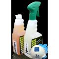 SPRAYS- Bacteria-Mould-Odour