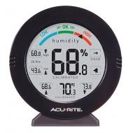 AcuRite Round Temp/Hum Meter+ Alert and Calibration