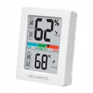 NEW! AcuRite Pro -Accuracy Humidity Monitor + Calibration