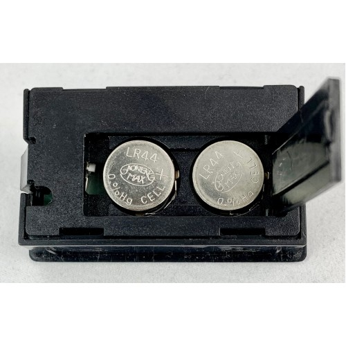 Mini Humidity Meter - BLACK  |Humidity** includes batteries | Ideal for camera and music cases, small cabinets,car dashboard etc
