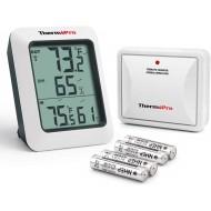 Meter Thermo Pro + Sensor Wireless - Temperature/Humidity