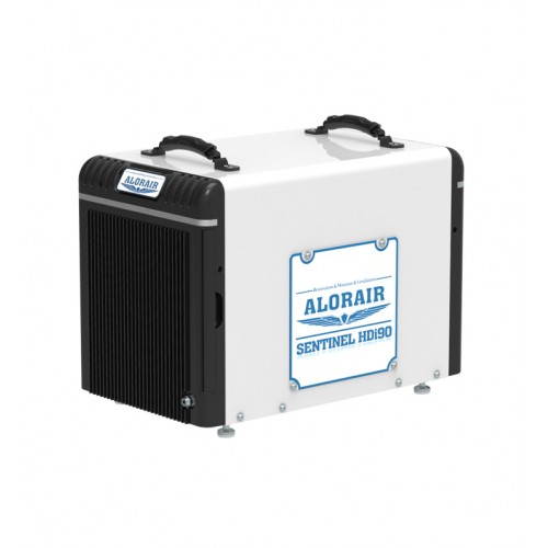 ALR-HDi90L Commercial 90L/day Ductable Dehumidifier