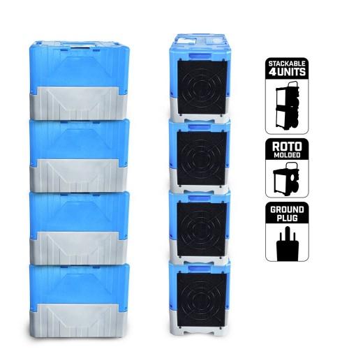 Coolbreeze CB45 LGR Compact Dehumidifier stackable *Ex Rental STOCK!*