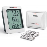 Meter Thermo Pro - Wireless Temperature/Humidity meter with remote sensor