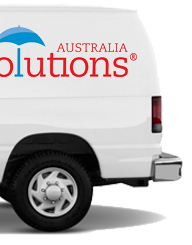 Damp Solutions Van