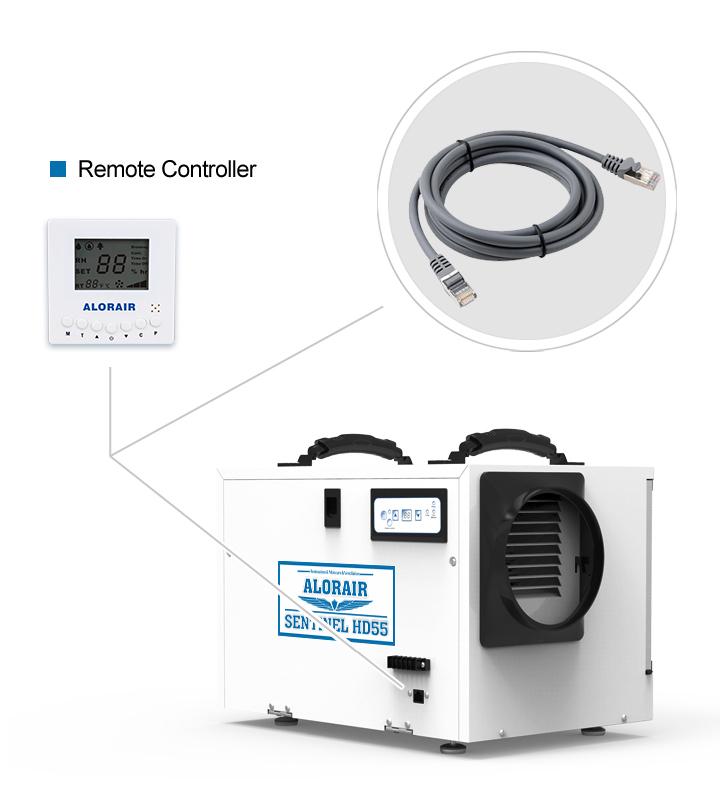 ALR-SENT-HD55 | 60L/day remote controller