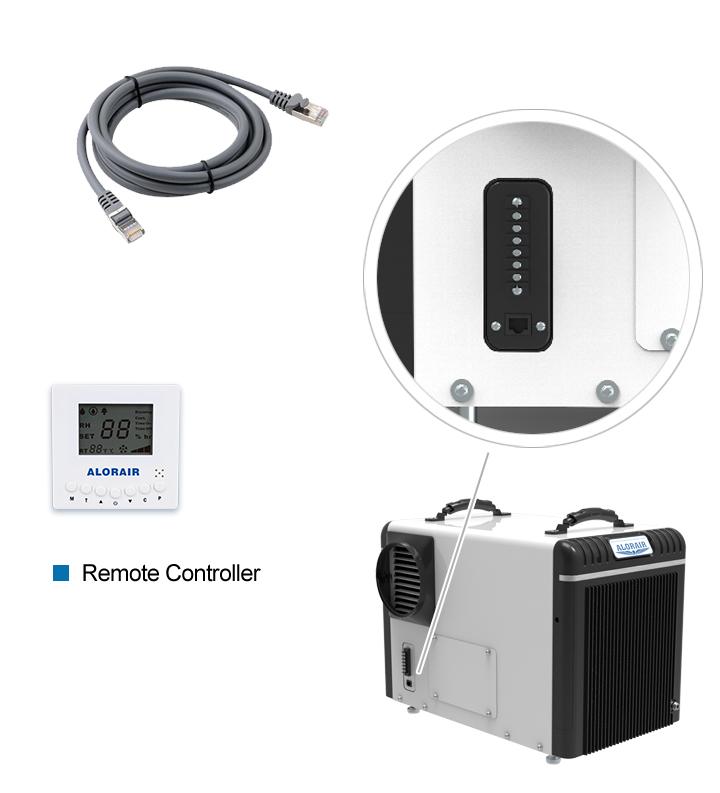 ALR-HDi90 | 90L/day remote controller